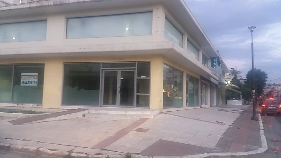 Κατάστημα 157τμ με προκύπιο, Περαία Θεσσαλονίκης