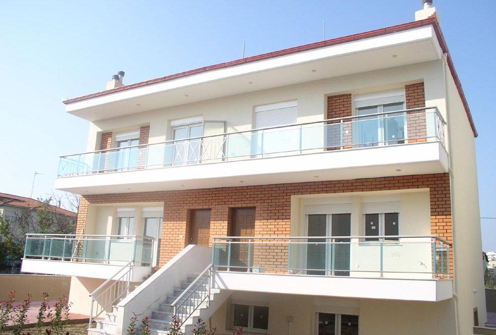 Μεζονέτα 3 Δωματίων, 180τμ, Μηχανιώνα Θεσσαλονίκης