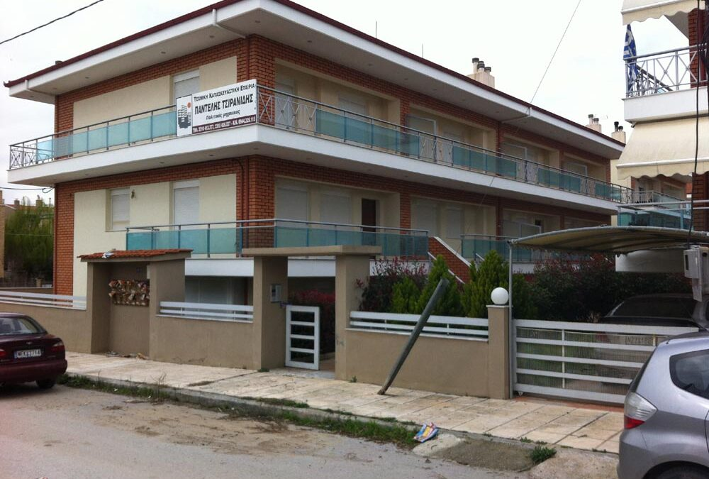 Μεζονέτα 3 Δωματίων, 170τμ, Μηχανιώνα Θεσσαλονίκης